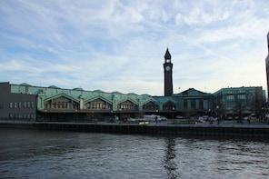 Hoboken Scavenger Hunt: Hoboken Harbor & History