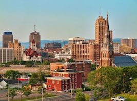 Syracuse Scavenger Hunt: At The Center Of New York State