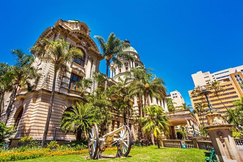 Show item 1 of 5. Durban Scavenger Hunt: Wonder City