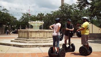 San Antonio Sightseeing Tour Segway Tour