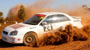 Subaru RS Impreza Hot Laps Driving Experience