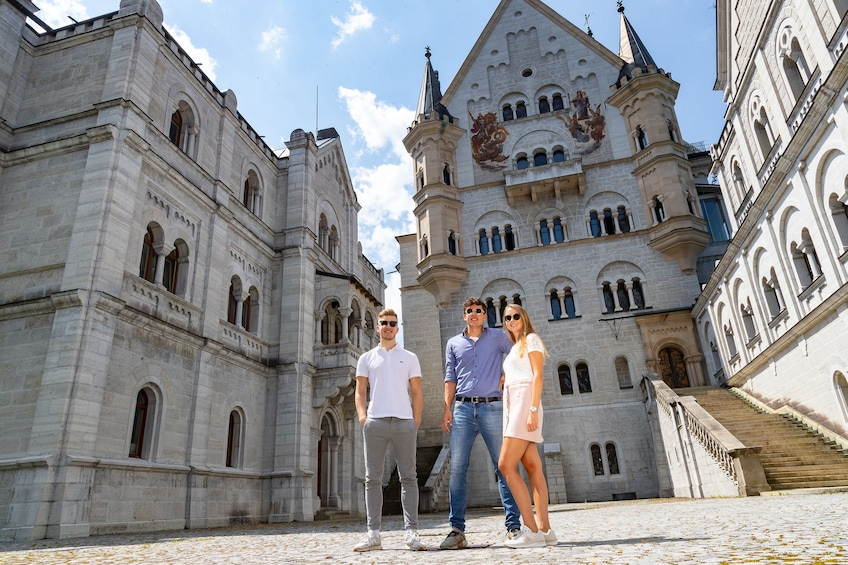 Show item 3 of 10. Fast Track Neuschwanstein & Linderhof Full-Day Premium Tour