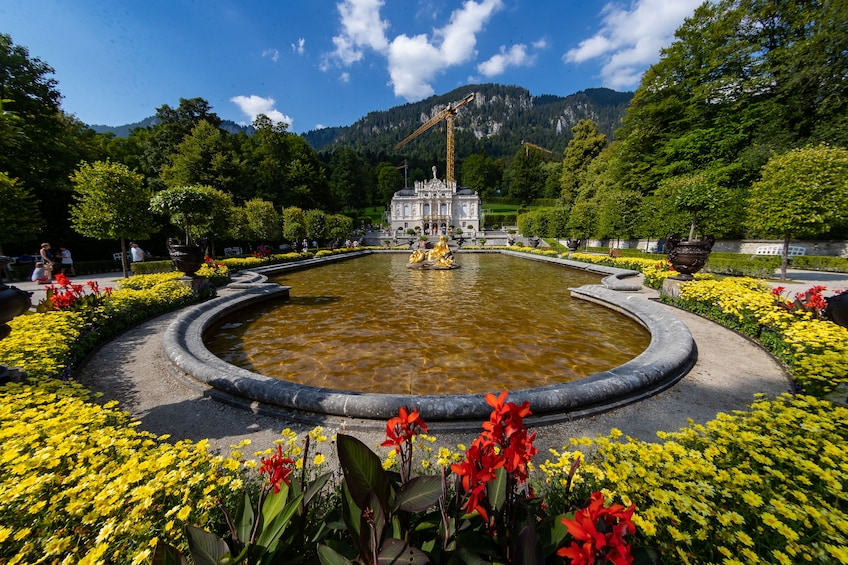 Show item 2 of 10. Fast Track Neuschwanstein & Linderhof Full-Day Premium Tour