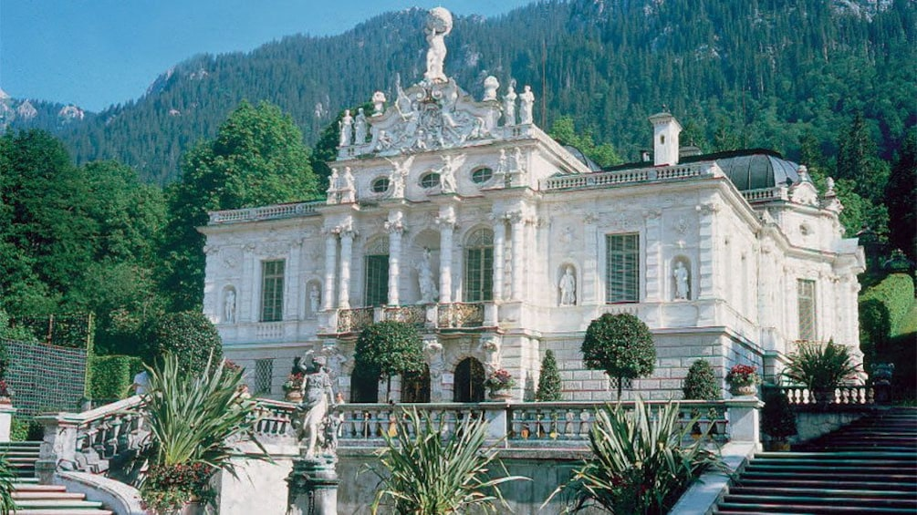 Show item 10 of 10. Oberammergau Municipality in Germany