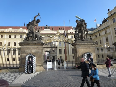 All-Inclusive Prague City Tour with Lunch