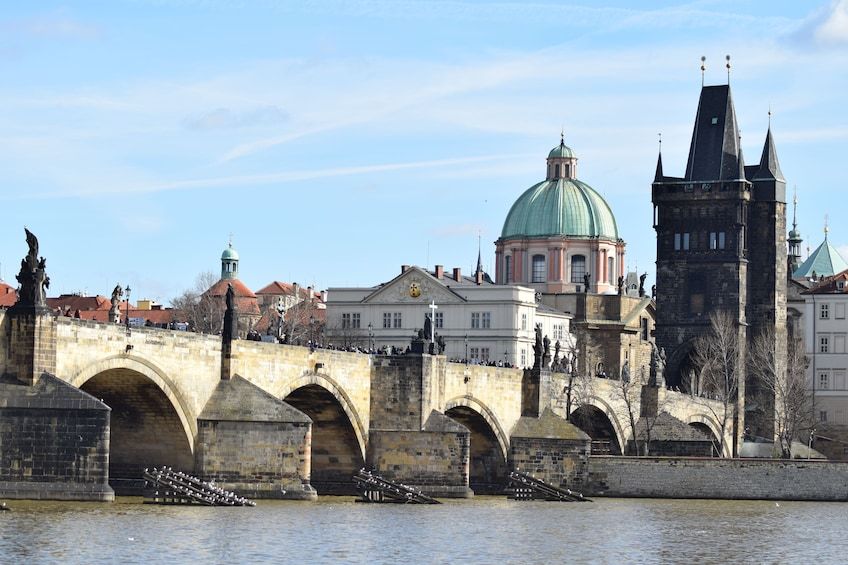 Show item 2 of 10. All-Inclusive Prague City Tour with Lunch