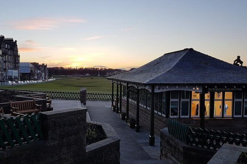Show item 5 of 13. St Andrews Golf History Tours - Private Tours Only