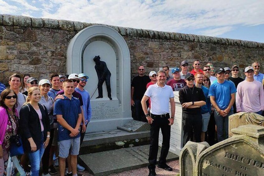 St Andrews Golf History Tours