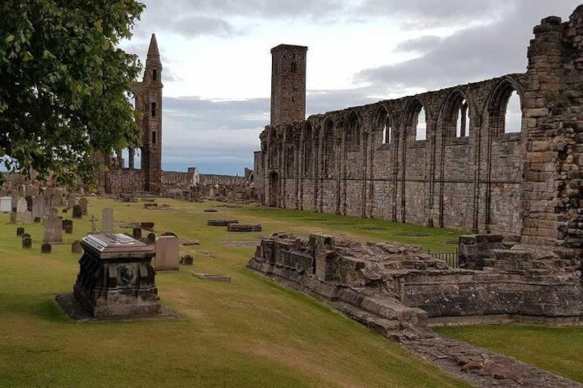 Show item 4 of 6. St Andrews History Tours
