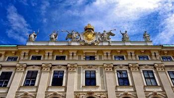 Heldagsbusstur til Wien fra Praha inkl. Hofburg-galleriet