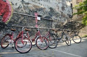 Visite guidée de la ville à vélo