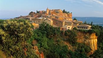 Das Beste der Provence: Pont du Gard, Les Baux und Roussillon
