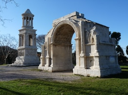 Stone Monuments from Arles