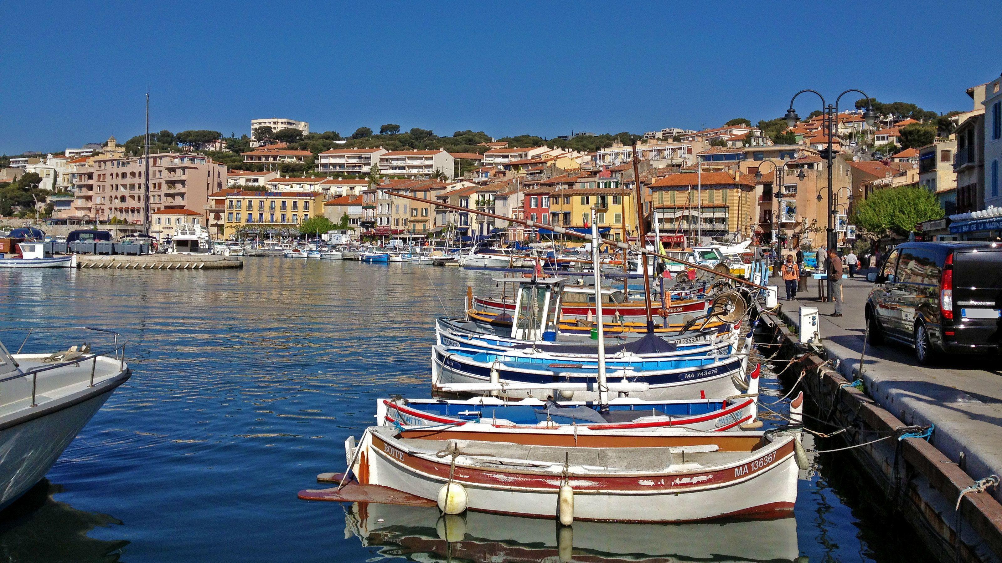 Visite complète de Cassis et Marseille sur une journée