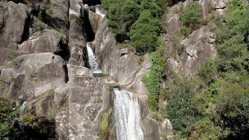Waterfall in Gerêz National Park