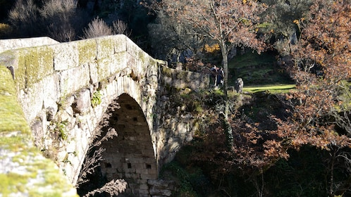 Stone bridge in Gerêz National Park