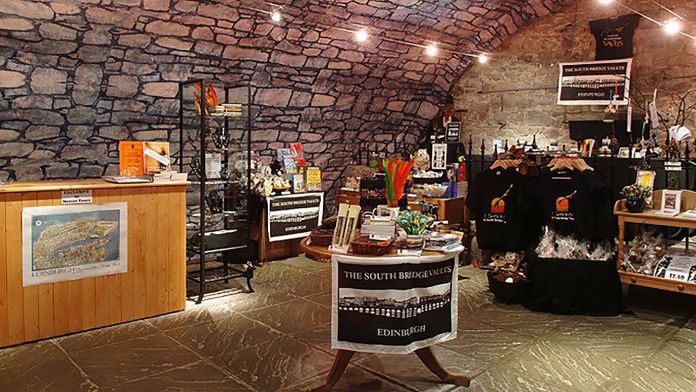 Small shop in edinburgh
