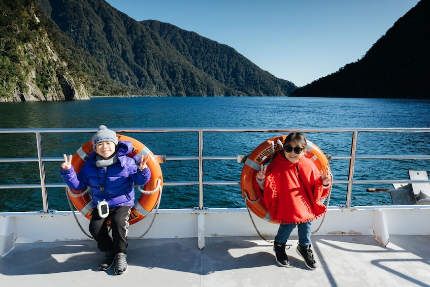 Show item 2 of 10. Milford Sound Classic Cruise
