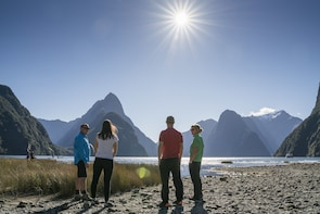 Milford Sound Coach, Cruise & Walk Tour
