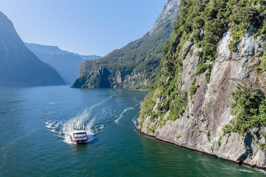 Show item 5 of 9. Milford Sound Nature Cruise