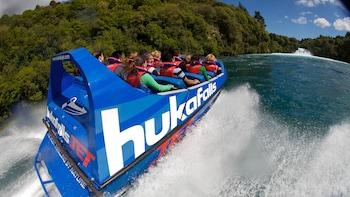 Huka Falls Jet Boat Ride