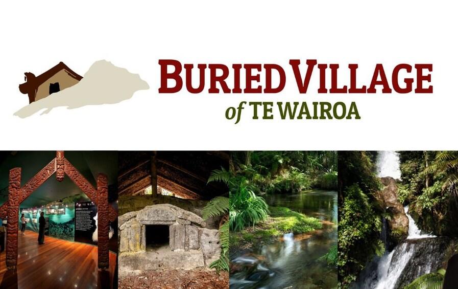 正在顯示第 1 張相片,共 6 張。 Admission to Buried Village