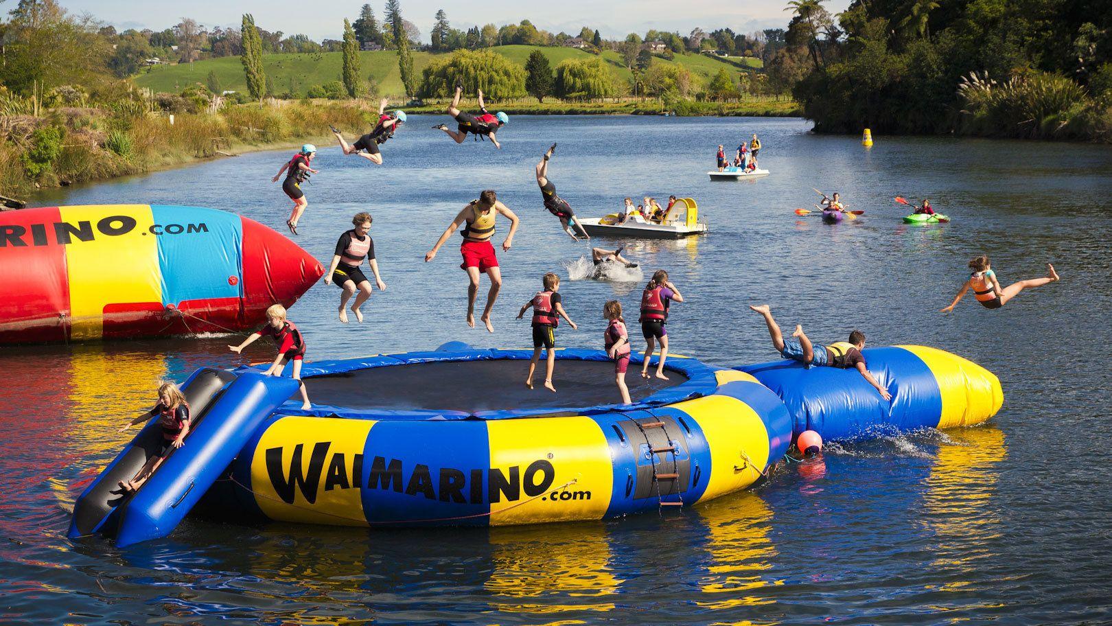 Waimarino Adventure Park Pass