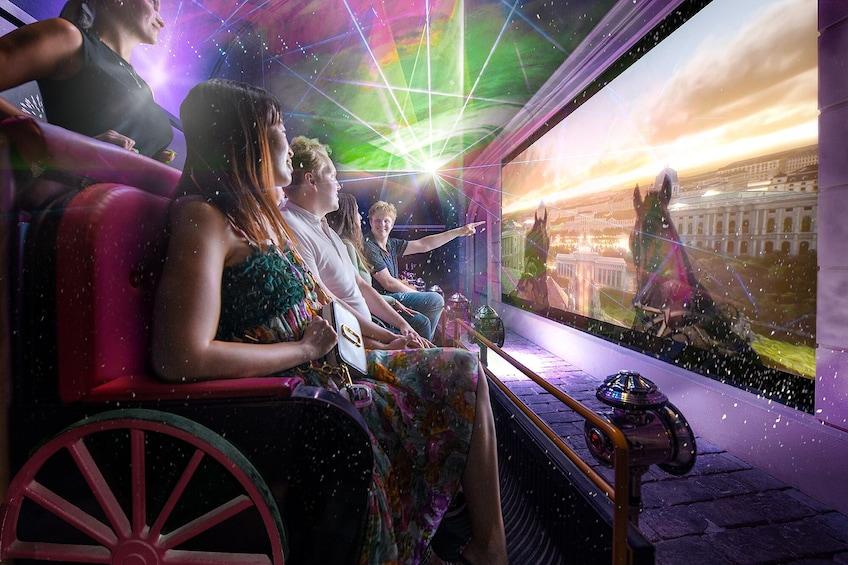 Show item 4 of 6. Time Travel Vienna - Magic Vienna History Tour