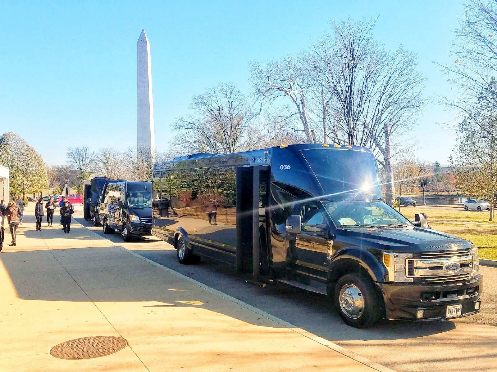 Best of DC – VIP Guided DC Bus Tour
