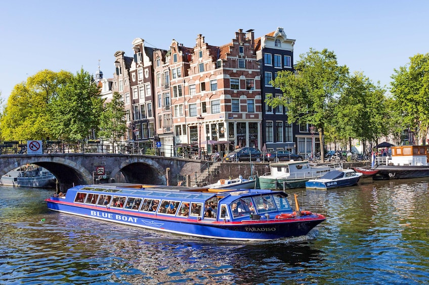 Show item 1 of 8. Amsterdam Canal Cruise
