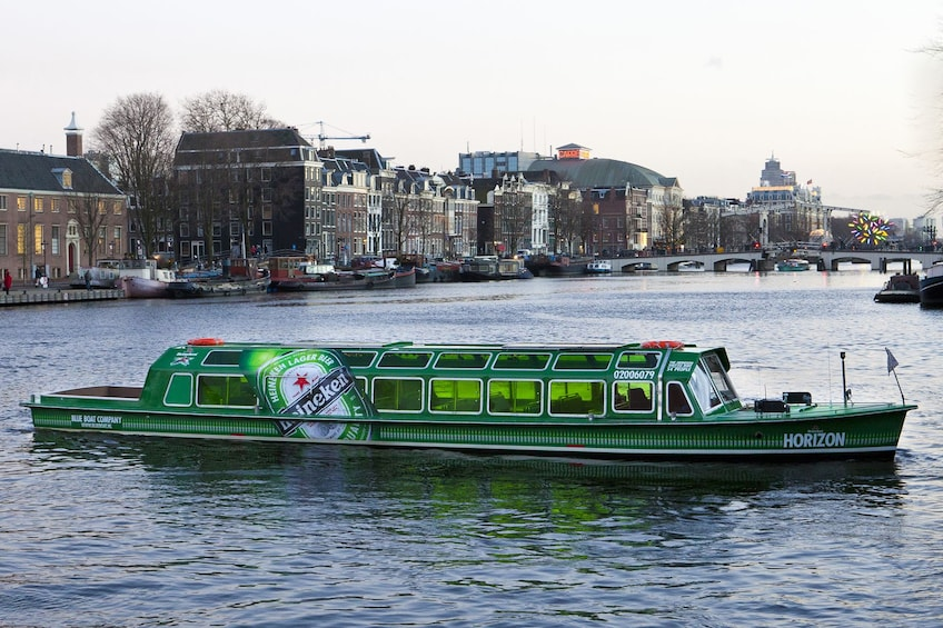 Show item 4 of 8. Amsterdam Canal Cruise