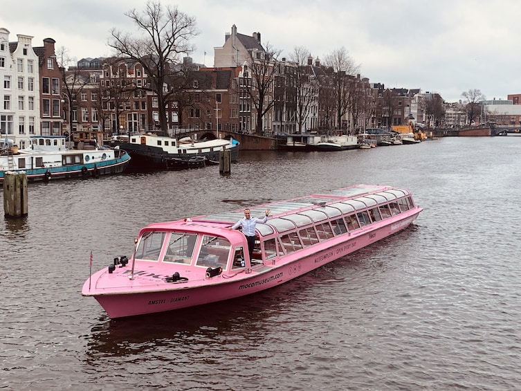 Show item 5 of 8. Amsterdam Canal Cruise