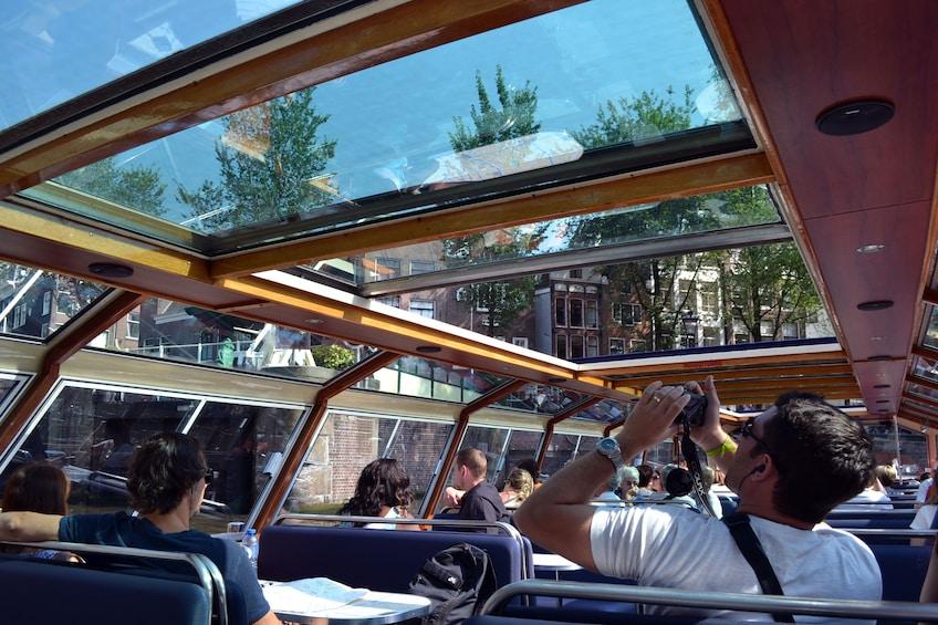 Öppna foto 2 av 8. Amsterdam Canal Cruise