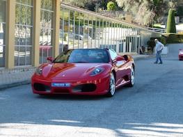 Fahrerlebnis im Ferrari ab Nizza