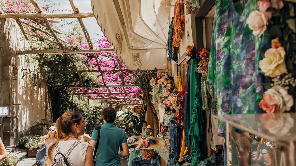 Show item 10 of 10. Small-Group Skip-the-Line to Pompeii with Amalfi Coast Tour