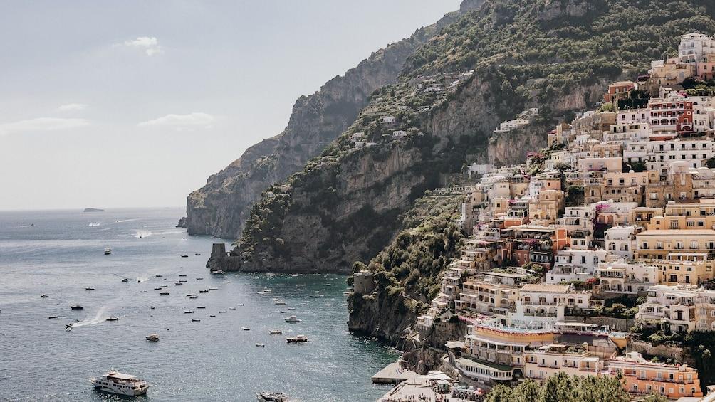 Small-Group Skip-the-Line to Pompeii with Amalfi Coast Tour