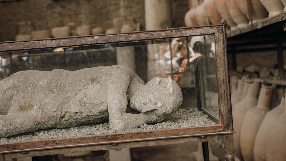 Apri foto 4 di 10. Small-Group Skip-the-Line to Pompeii with Amalfi Coast Tour