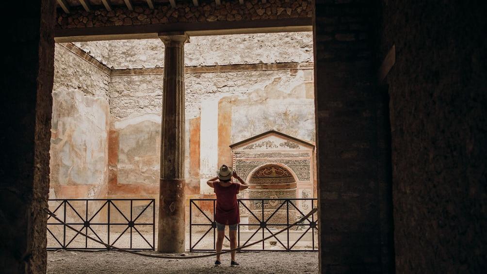 Apri foto 5 di 10. Small-Group Skip-the-Line to Pompeii with Amalfi Coast Tour