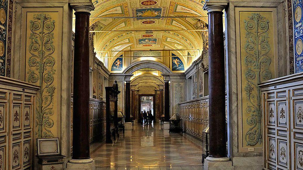 Vatikanet i dit eget tempo med eksklusiv spring-køen-over-adgang