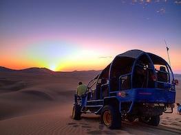 Buggy & Sandboard Adventure in Paracas