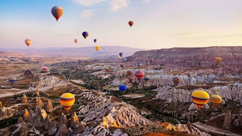 2-Day Cappadocia Tour from Istanbul by Plane