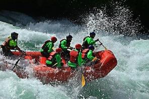 Rafting Puente a Puente - Futaleufu River