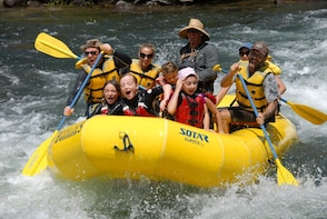Half Day Whitewater Rafting on California's American River