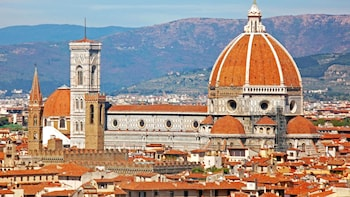 Shore Excursion: Florence on Your Own from Livorno