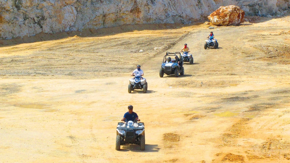 Show item 2 of 8. ATV trail in guam