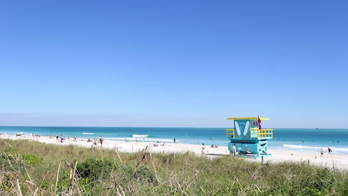 South Beach's scenic view of the coast