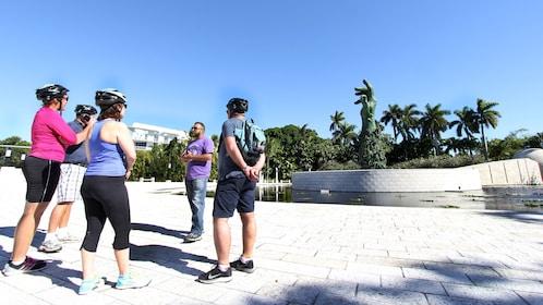 South Beach tour guide showcasing landmarks in Miami