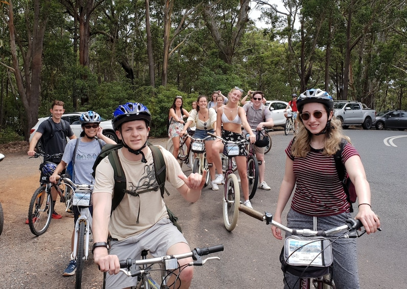 Show item 1 of 7. Jervis Bay Cycling Tour