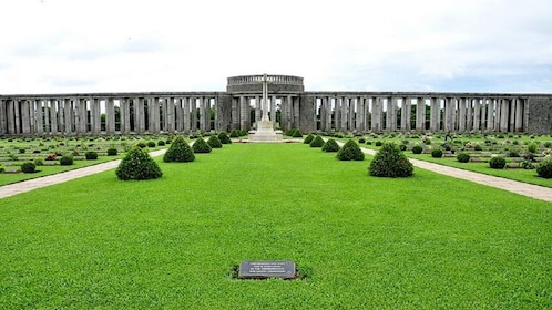 Excursion to Htauk Kyant War Memorial Cemetery