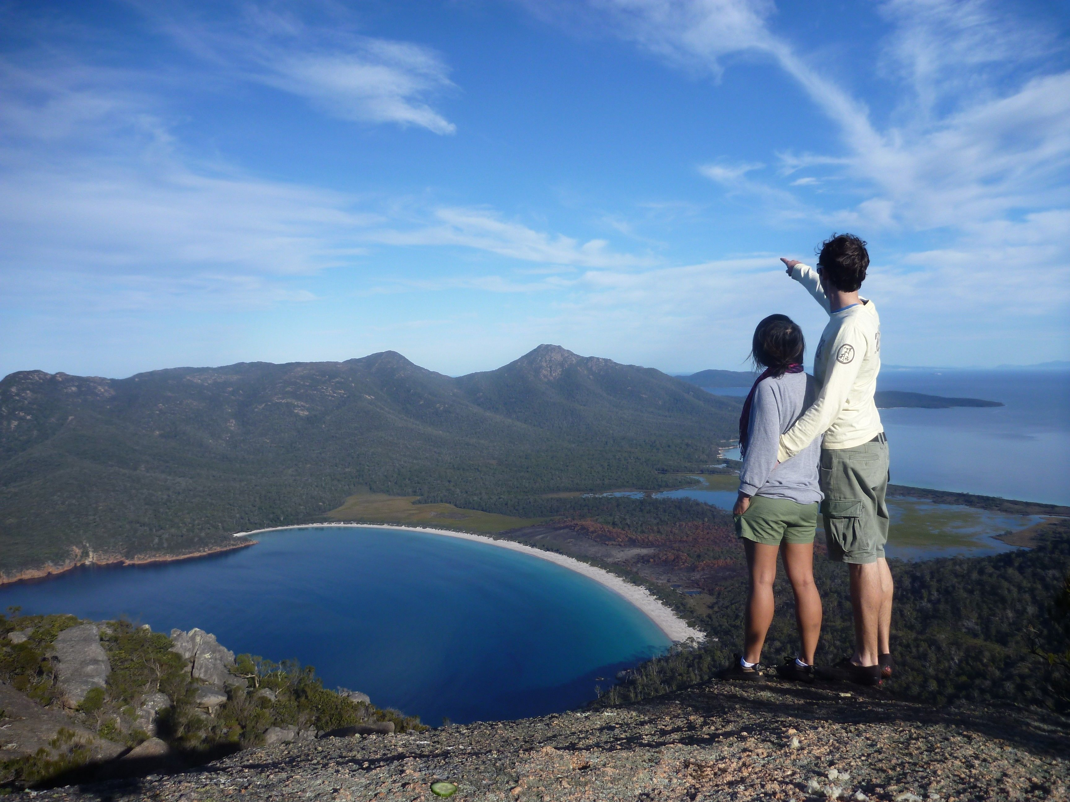 Wineglass Bay & Freycinet Tour from Hobart